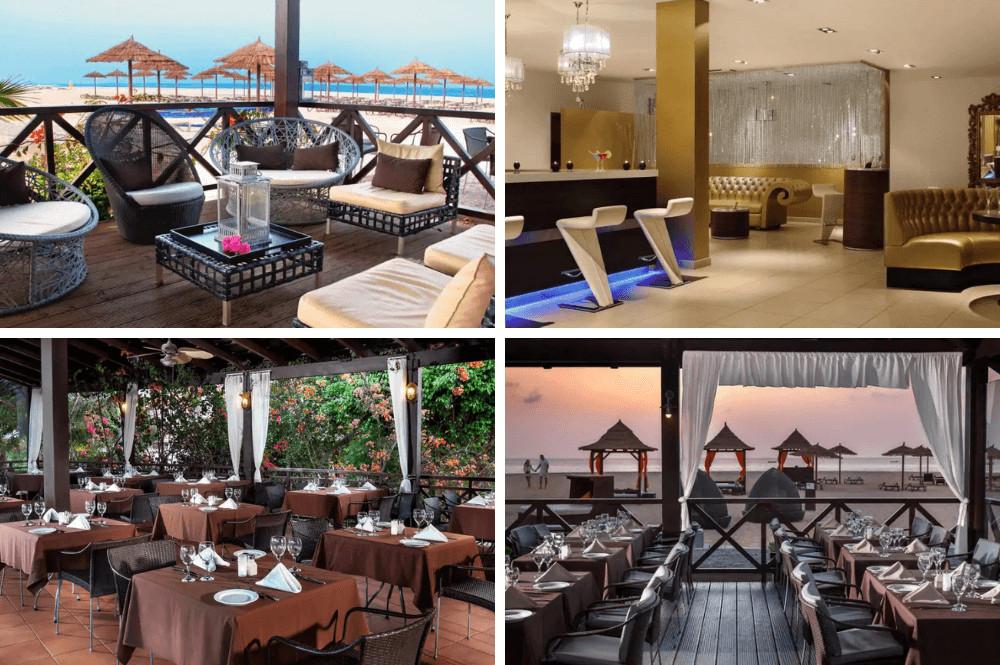 Restaurant & Bar aanbod