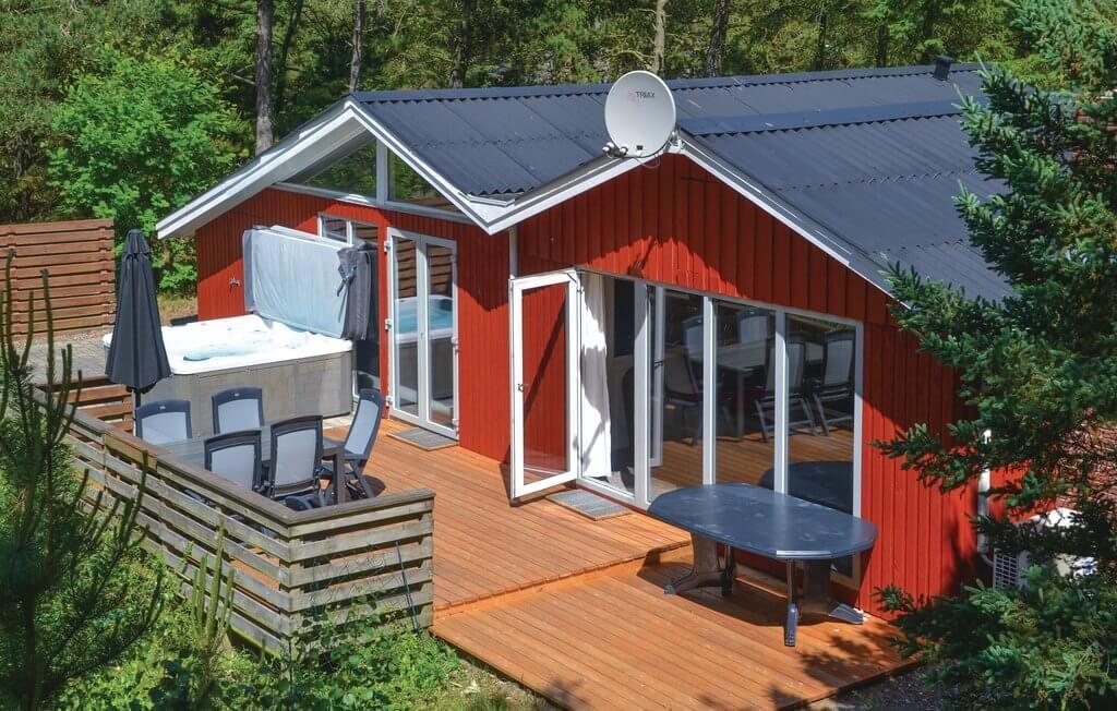 Vakantiehuis met sauna in Denemarken