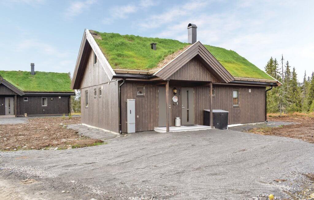 Vakantiehuis met sauna in Noorwegen