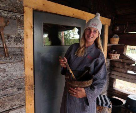 Ontdek Scandinavië vanuit een vakantiehuis met sauna