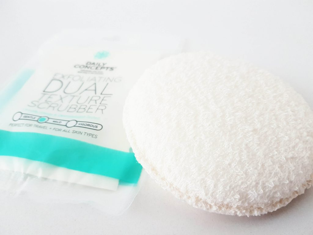 Exfoliating Body Scrubber van Daily Concepts