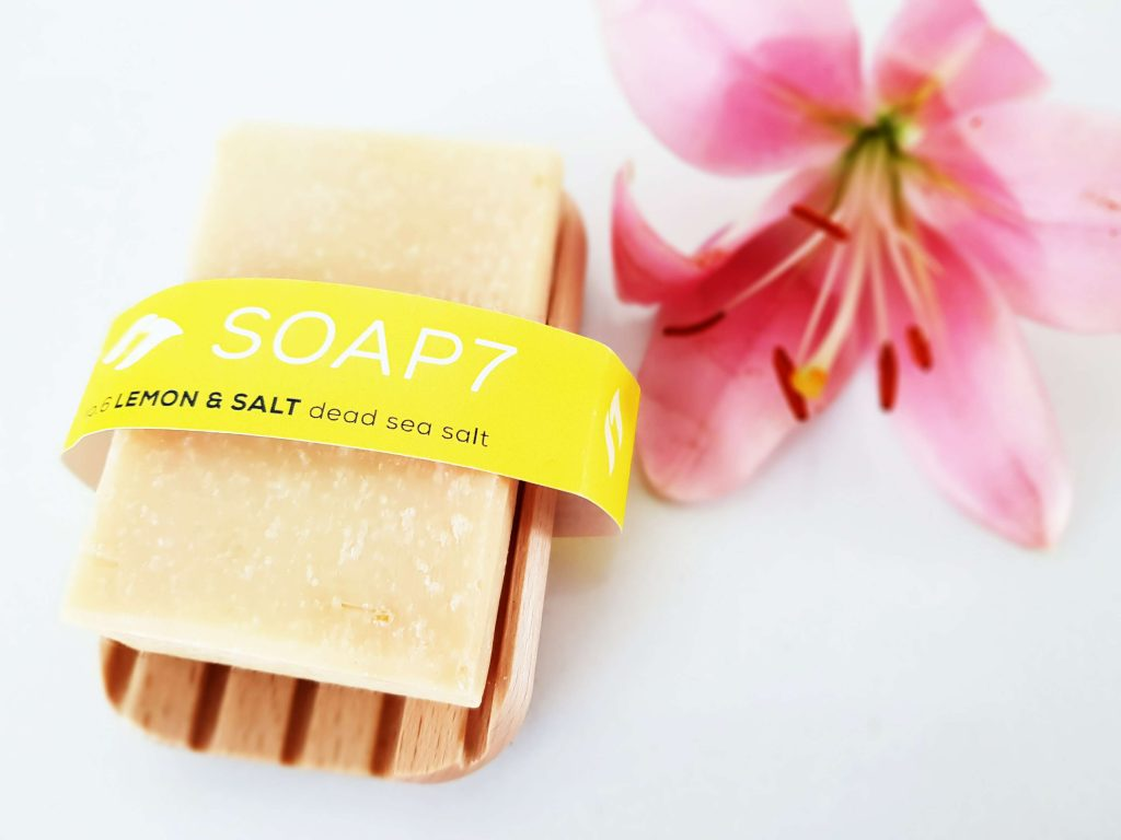 No6. Lemon & Salt van Soap7