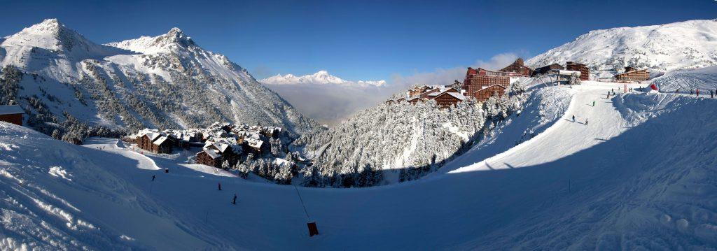 Lenteskiën in Paradiski, o.a. skigebied Les Arcs