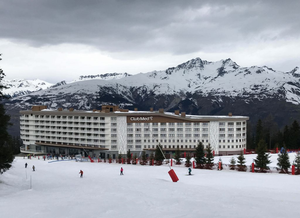 All-Inclusive wintersport in Les Arcs