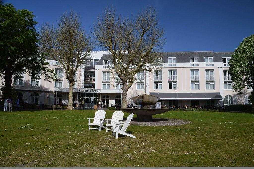 Weekendje weg aan zee, review Badhotel Domburg