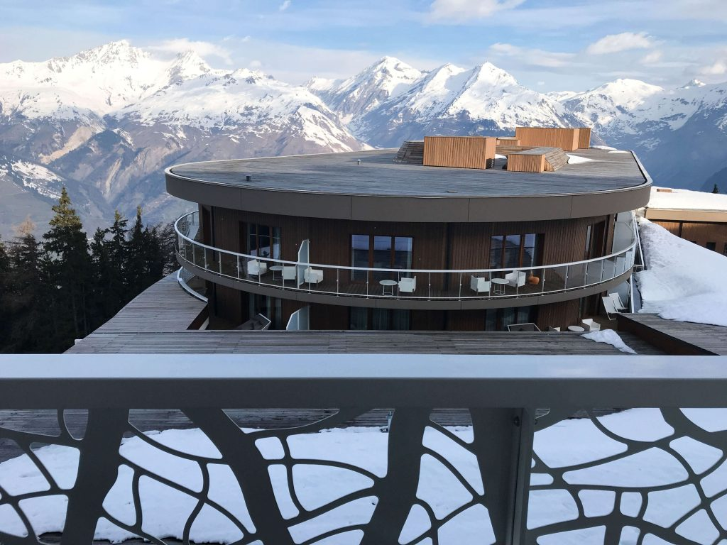 Review Club Med Les Arcs Panorama