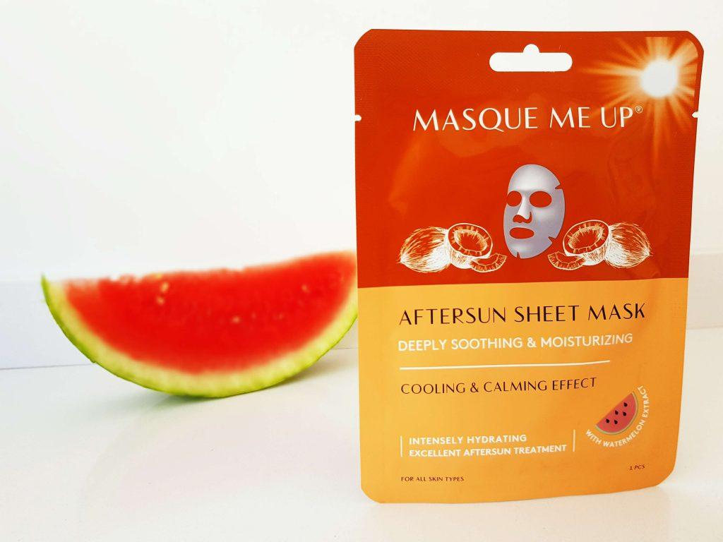 Aftersun Sheet mask