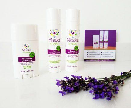 Vegan huidverzorging producten