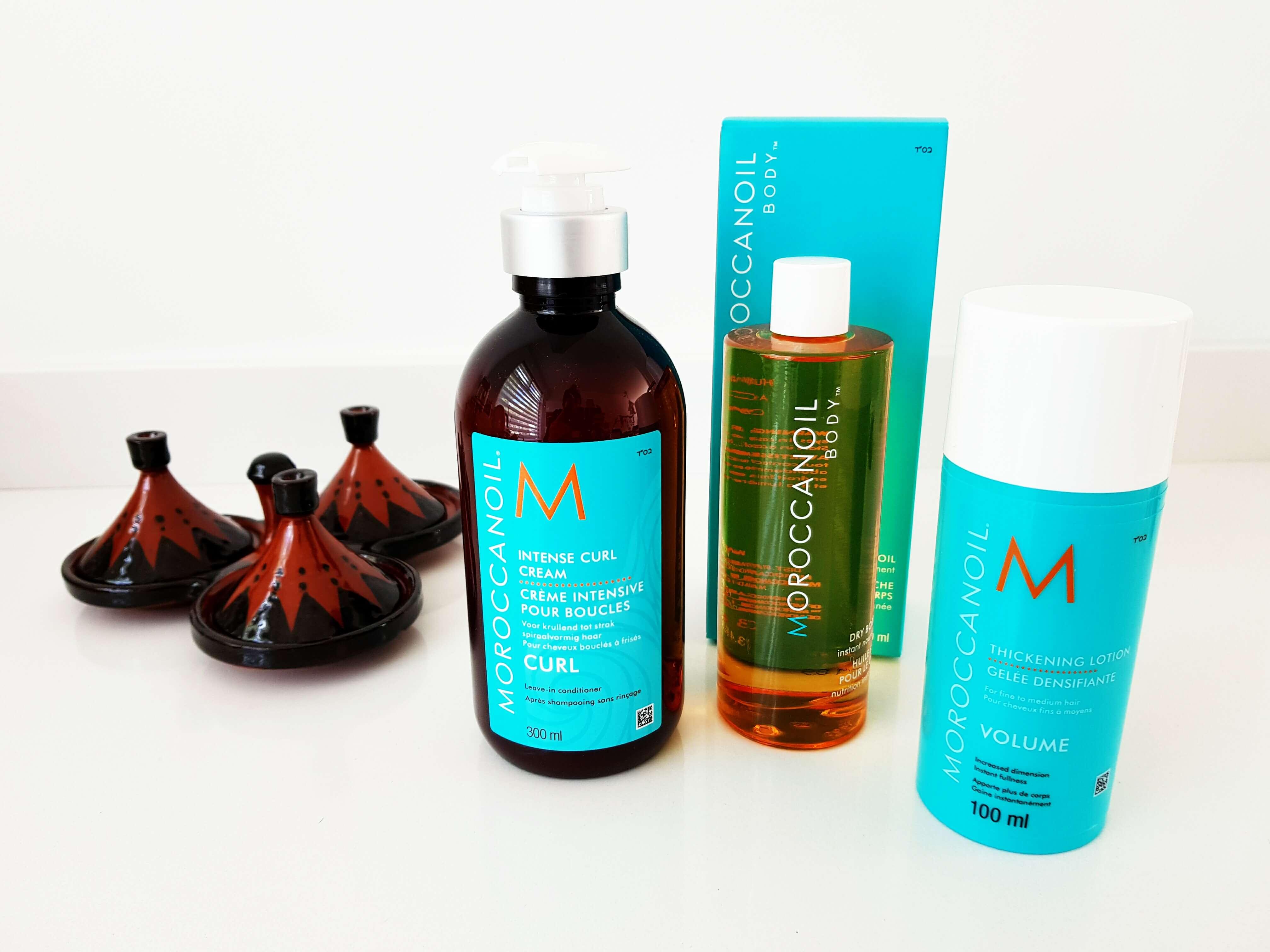 Moroccanoil producten