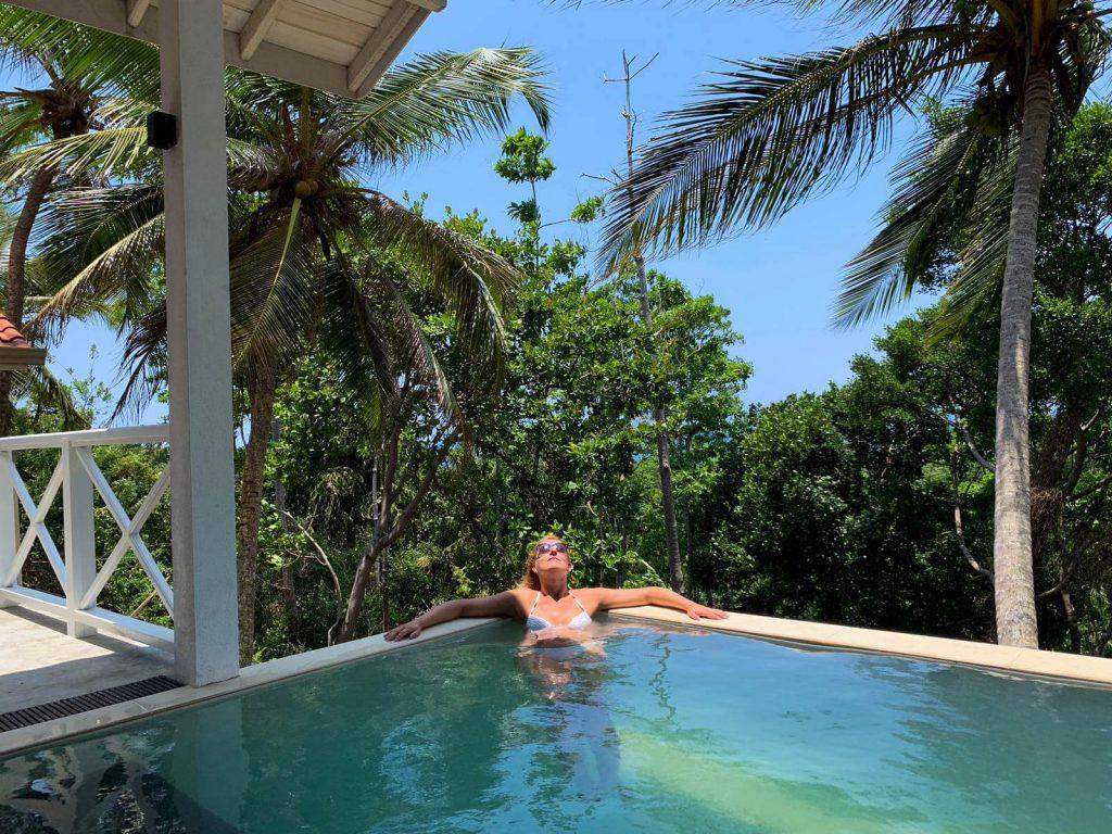 Luxe hotel Galle - Sri Lanka