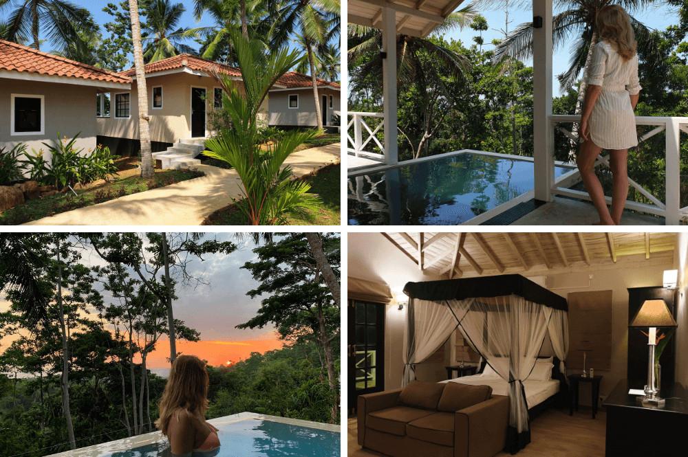 Mooi hotel Sri Lanka