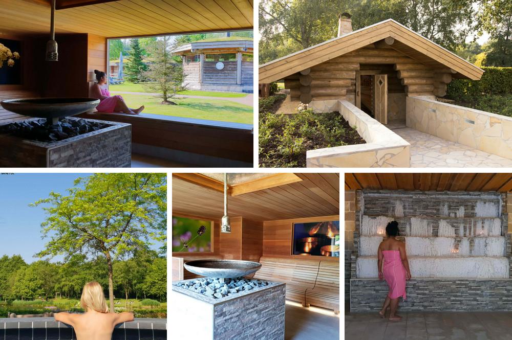 Wellnessresort en sauna Groningen