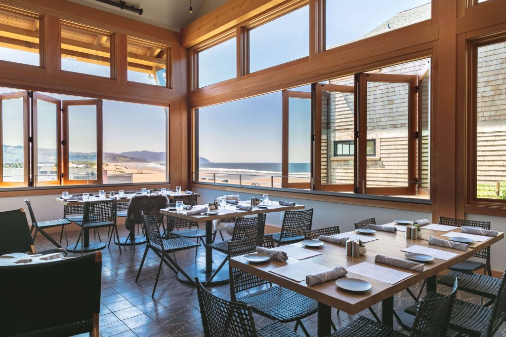 Restaurant Headlands Coastal Lodge & Spa