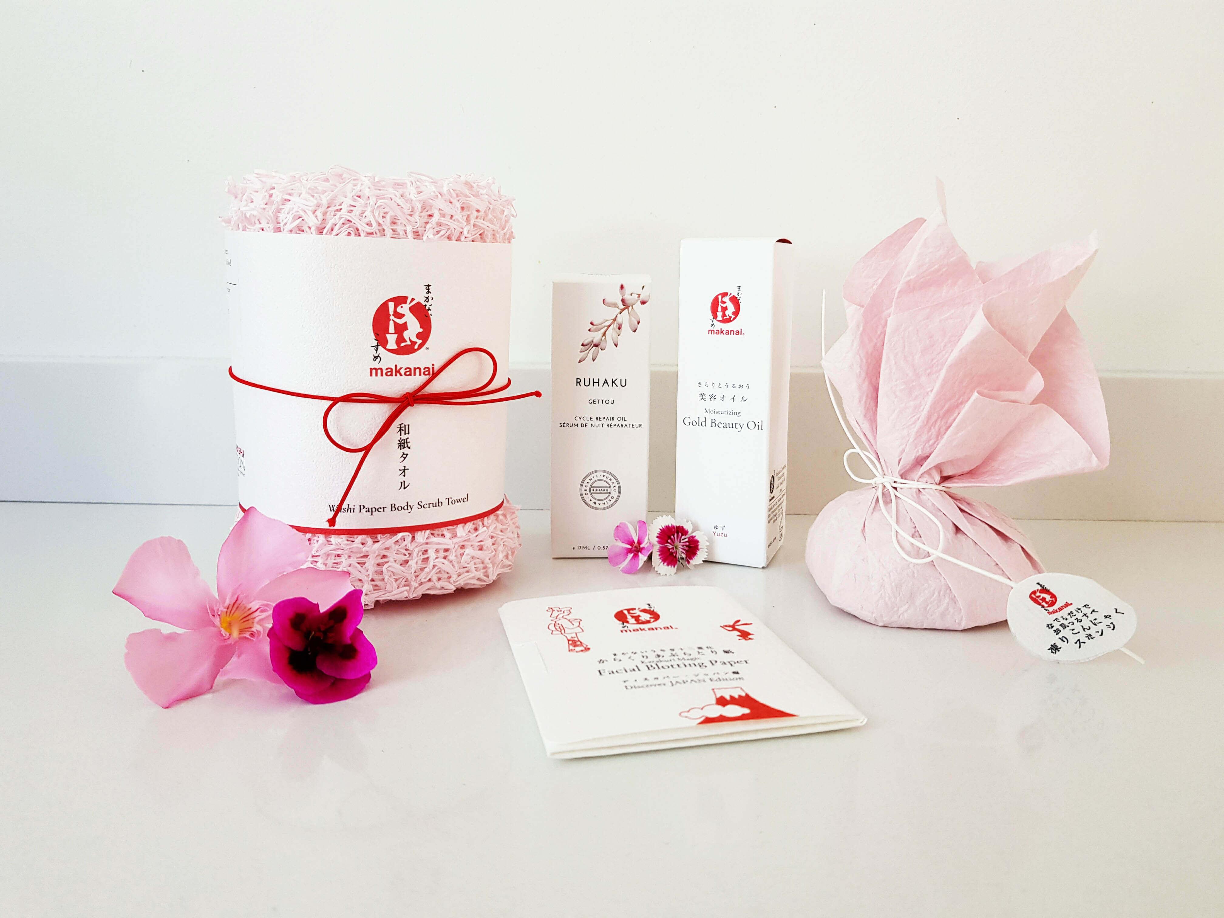 Japanse huidverzorging producten