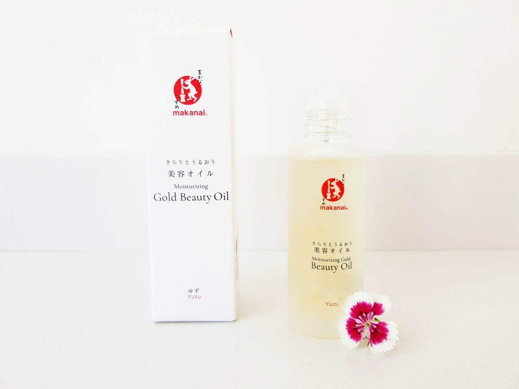 Moisturizing Gold Beauty Oil van Makanai