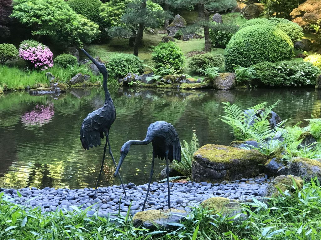Japanese Garden - Portland