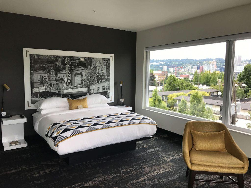 Hotel tips Portland - Jupiter Next