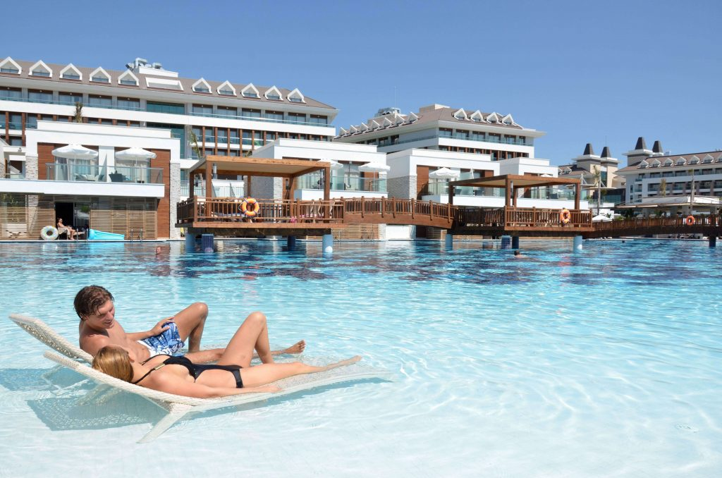 Adults Only Wellness Hotel in Turkije