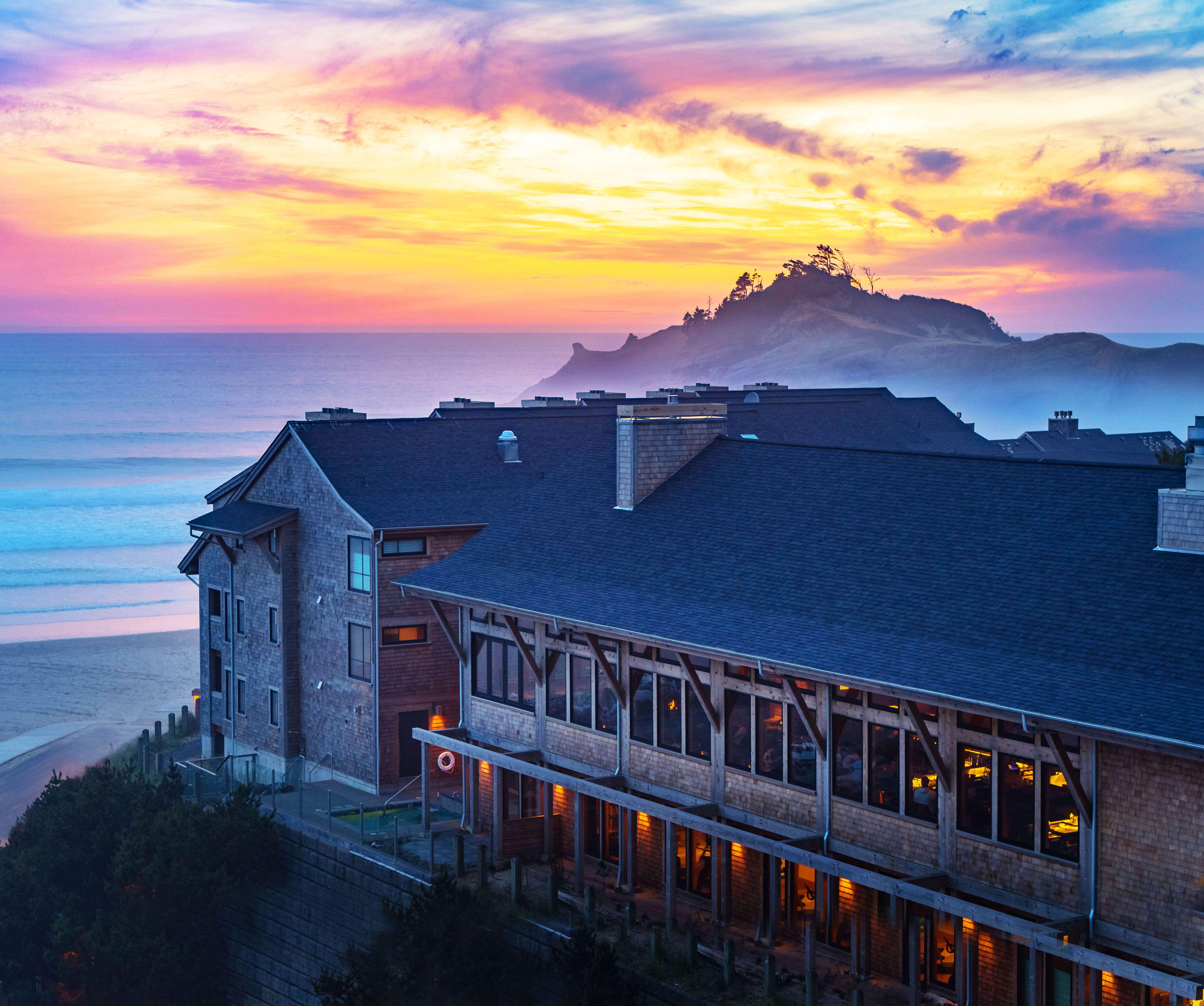 Beste spa hotel aan kust Oregon