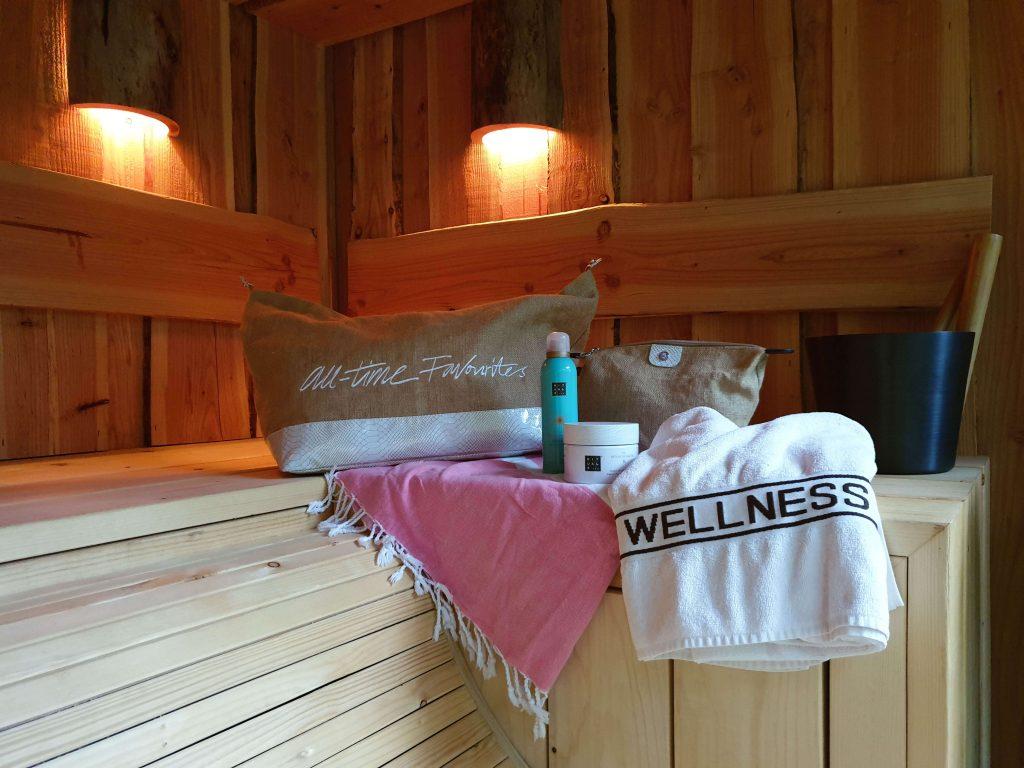 Wat neem je mee naar een privé sauna