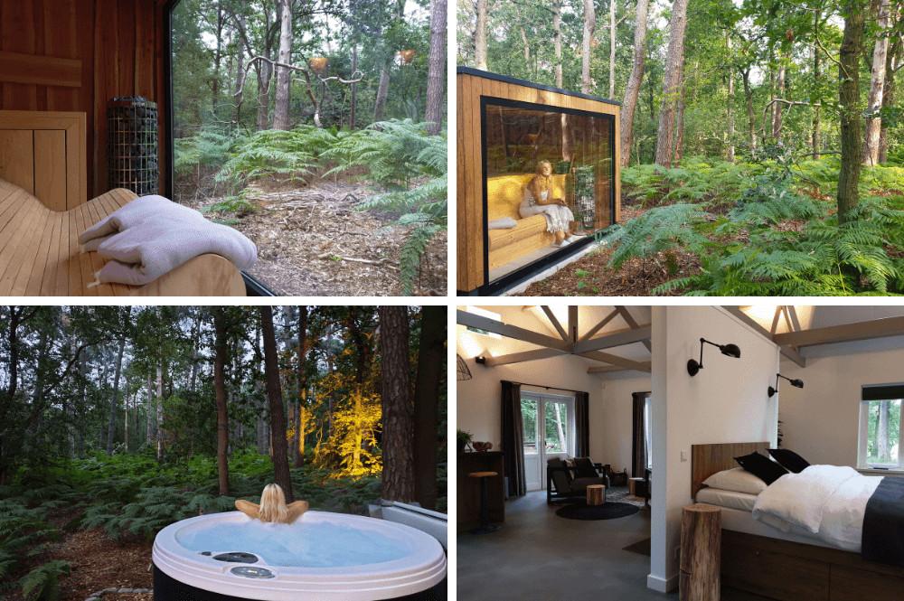 Luxe privé sauna in Brabant