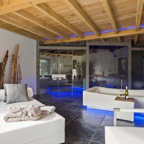 sauna 'Parel in 't Groen' in Moergestel