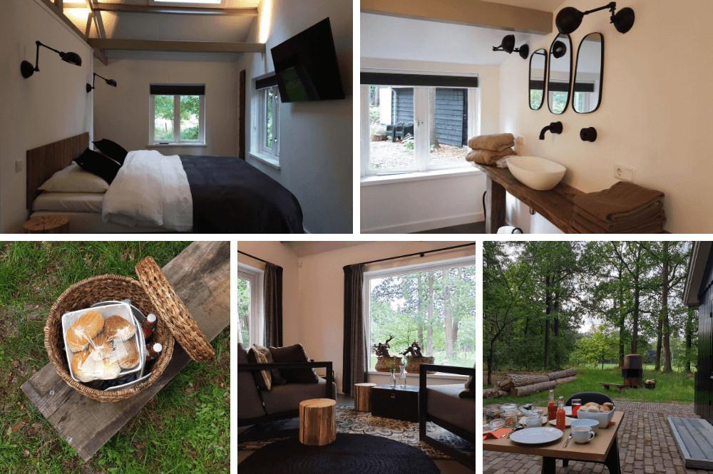 Luxe prive sauna met overnachting Brabant
