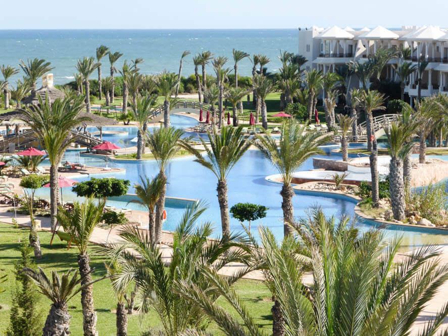 Wellness vakantie naar Djerba Tunesië