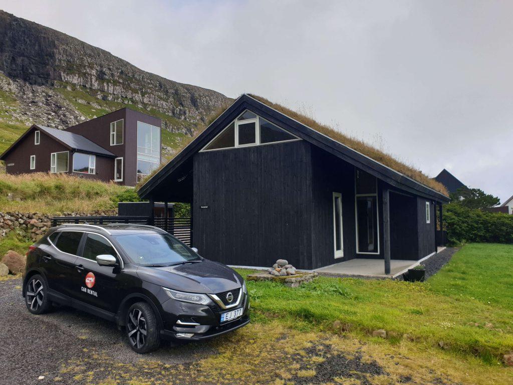 Wellness vakantiehuis Faeröer Eilanden