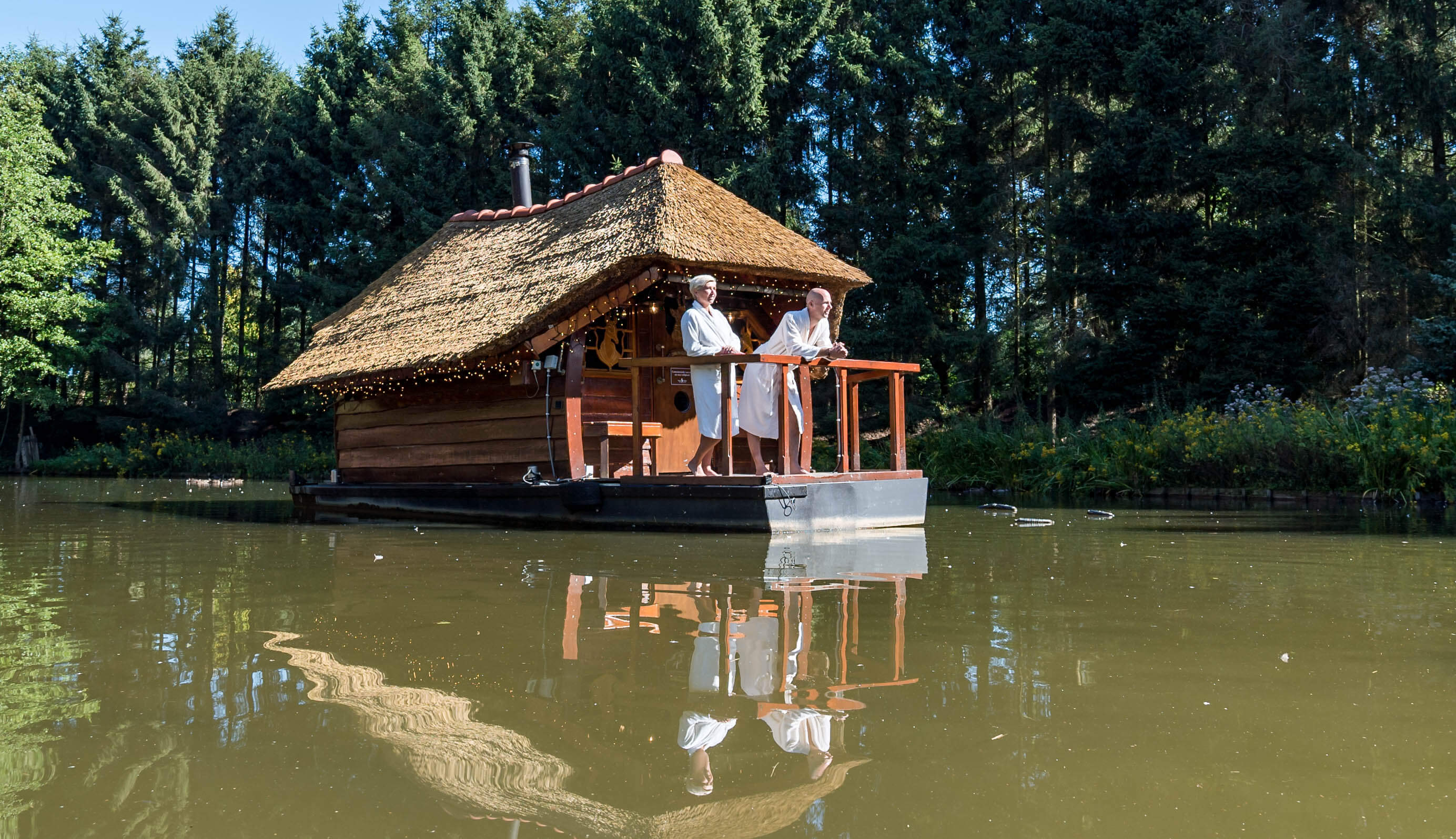 Sauna Drôme Putten aanbiedingen en korting