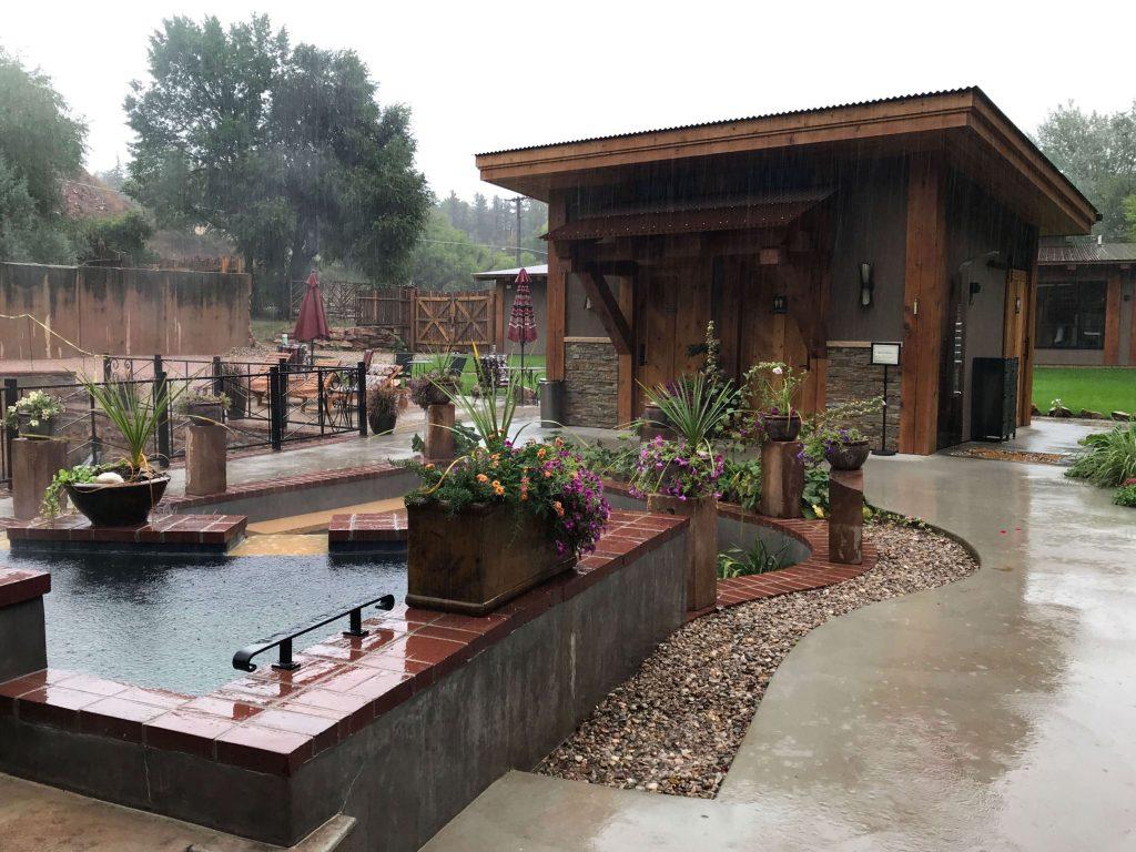Moccasin Springs in Hot Springs, South Dakota