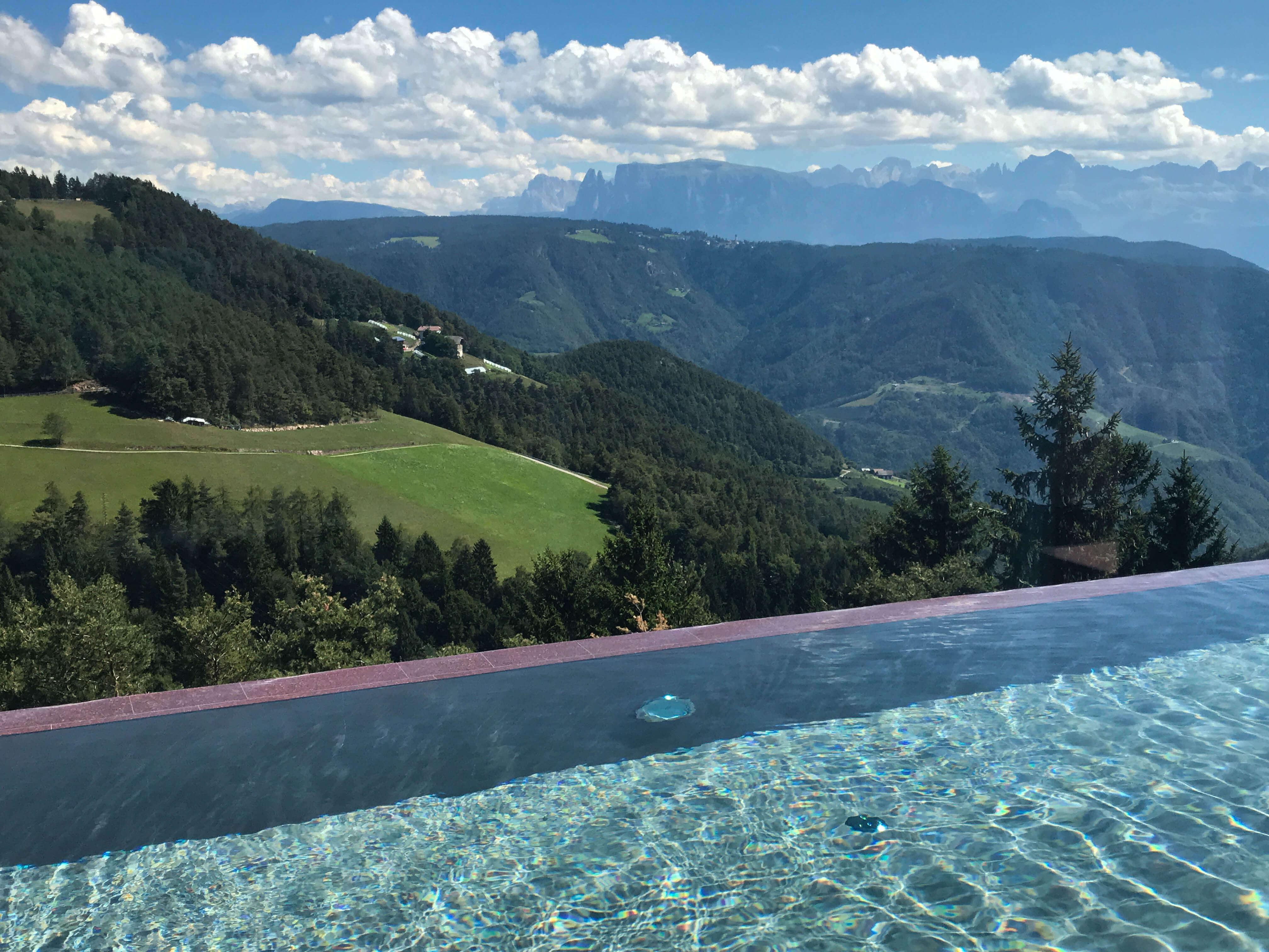Luxe wellness hotel in San Genesio Atesino