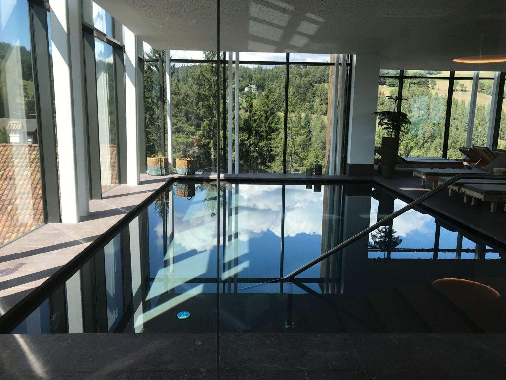 Luxe wellness hotel Zuid Tirol