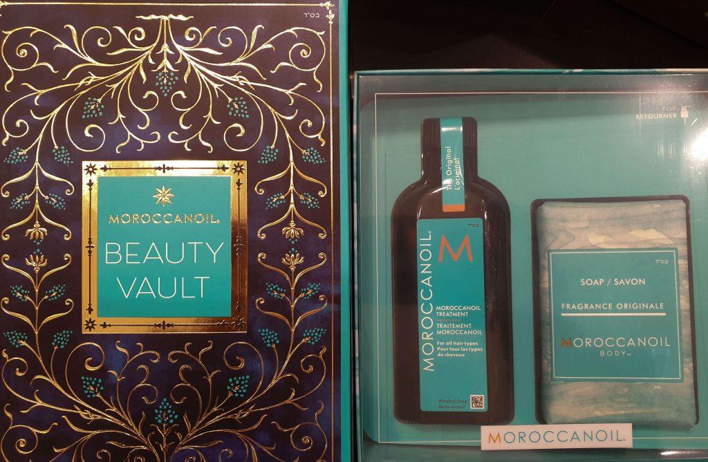 Moroccanoil cadeauset