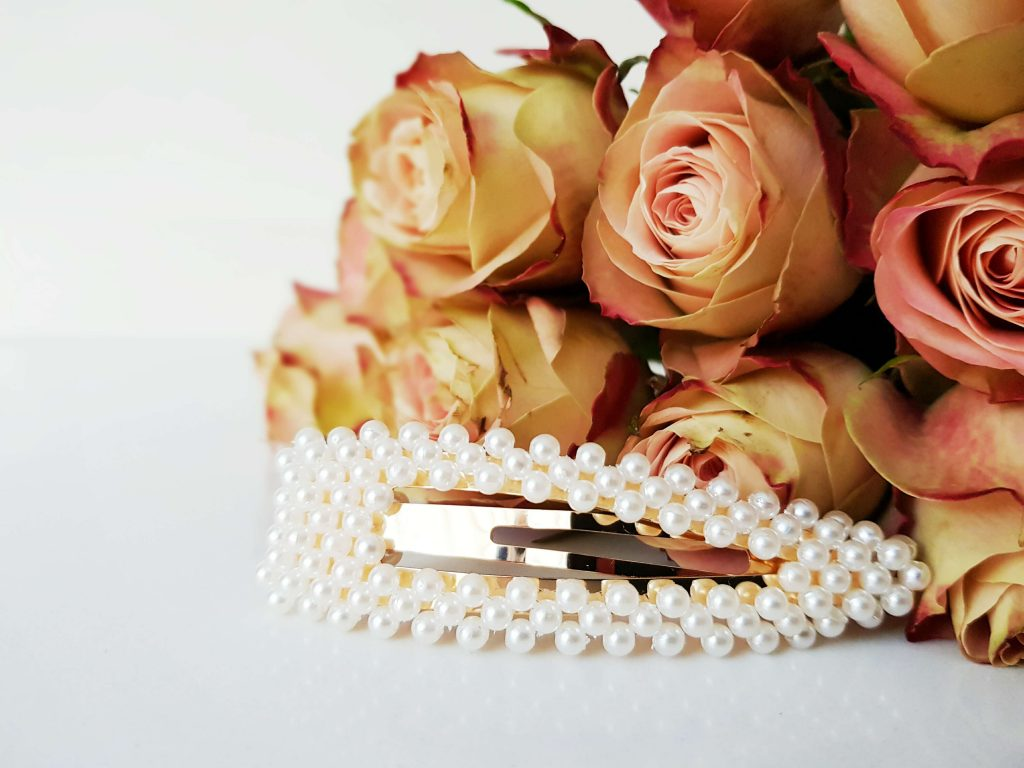 Pearl hairclip van My Jewelry