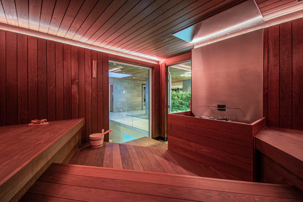 Sauna Zeeland