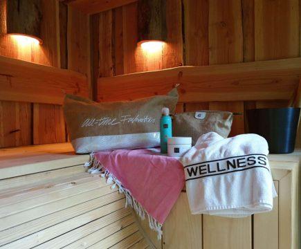 Wellness cadeaupakket