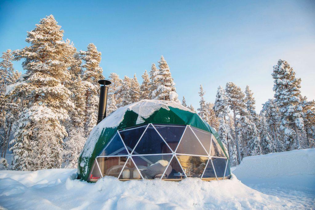 Slapen Dome Finland