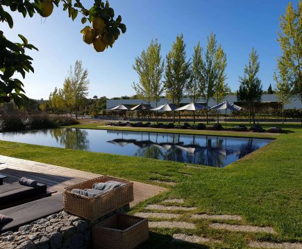Luxe hotel Alentejo, L'AND Vineyards Resort