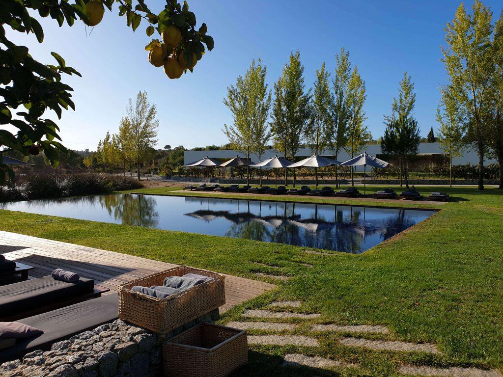 Luxe hotel Alentejo, L'AND Vineyards Resort