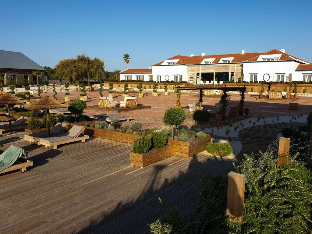 Review Quinta da Comporta hotel in Portugal