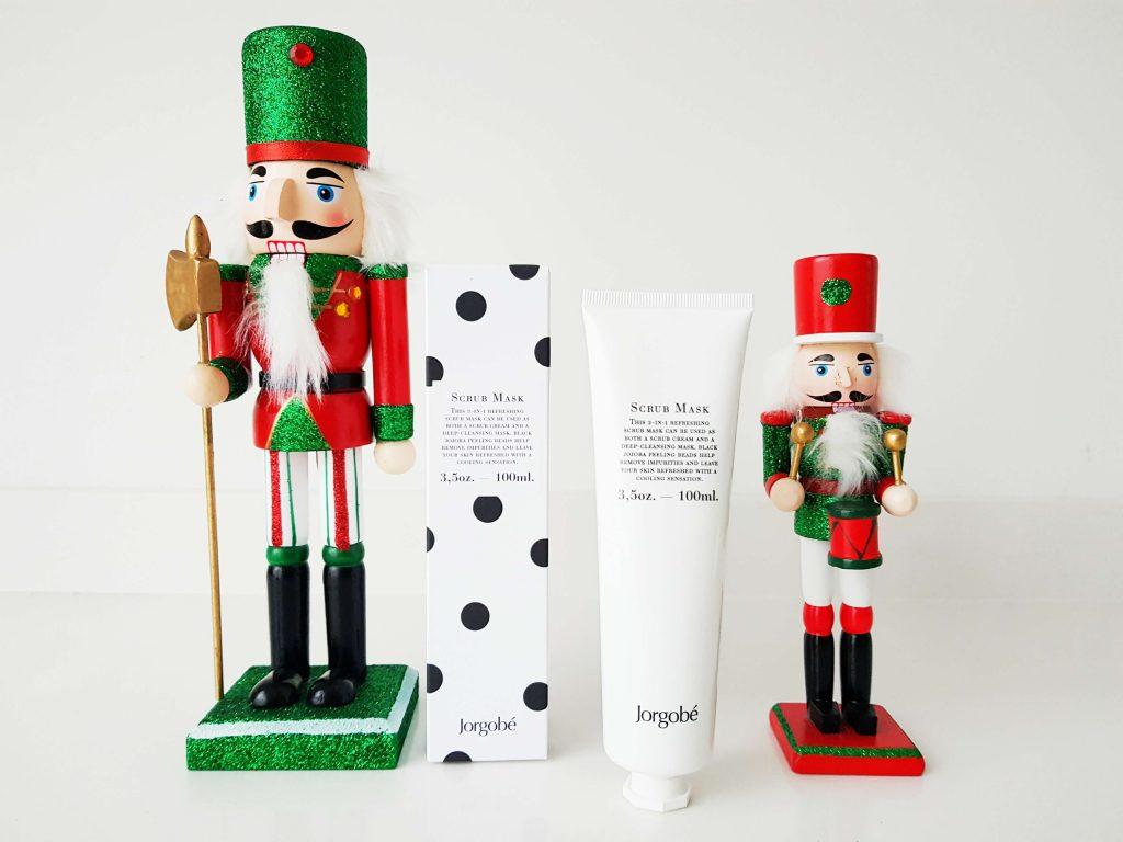 Refreshing Scrub Mask van Jorgobé