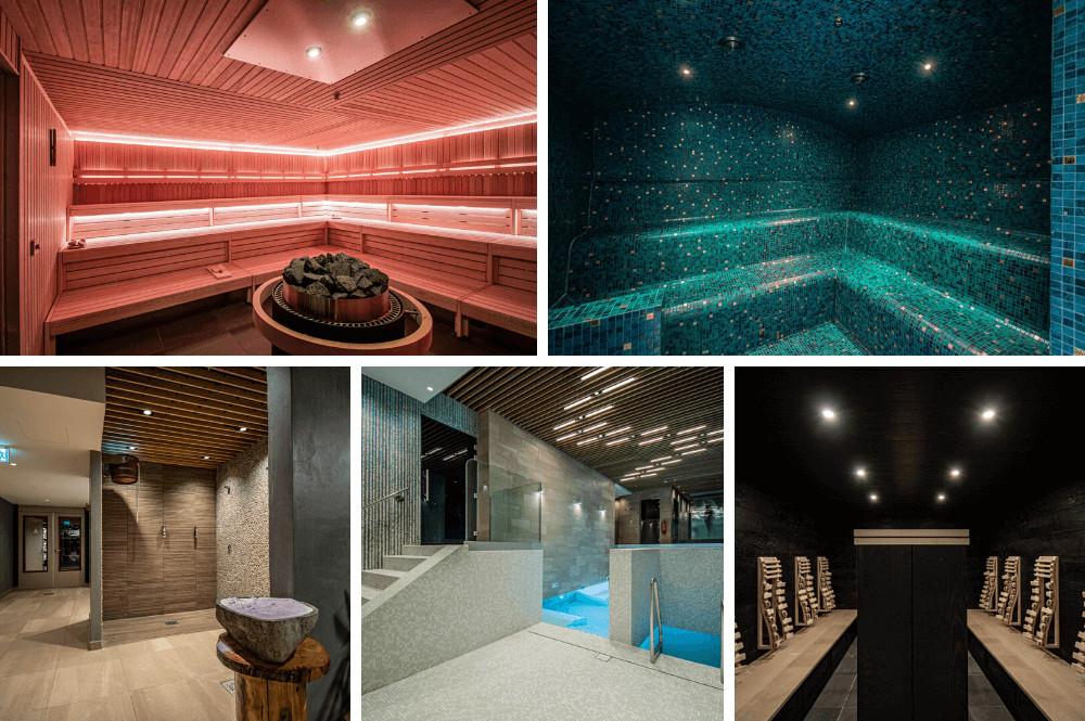 Sauna Zeeland faciliteiten