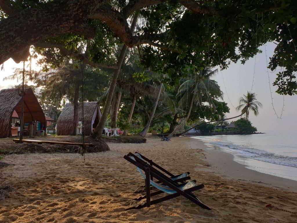 Stranden Koh Mak
