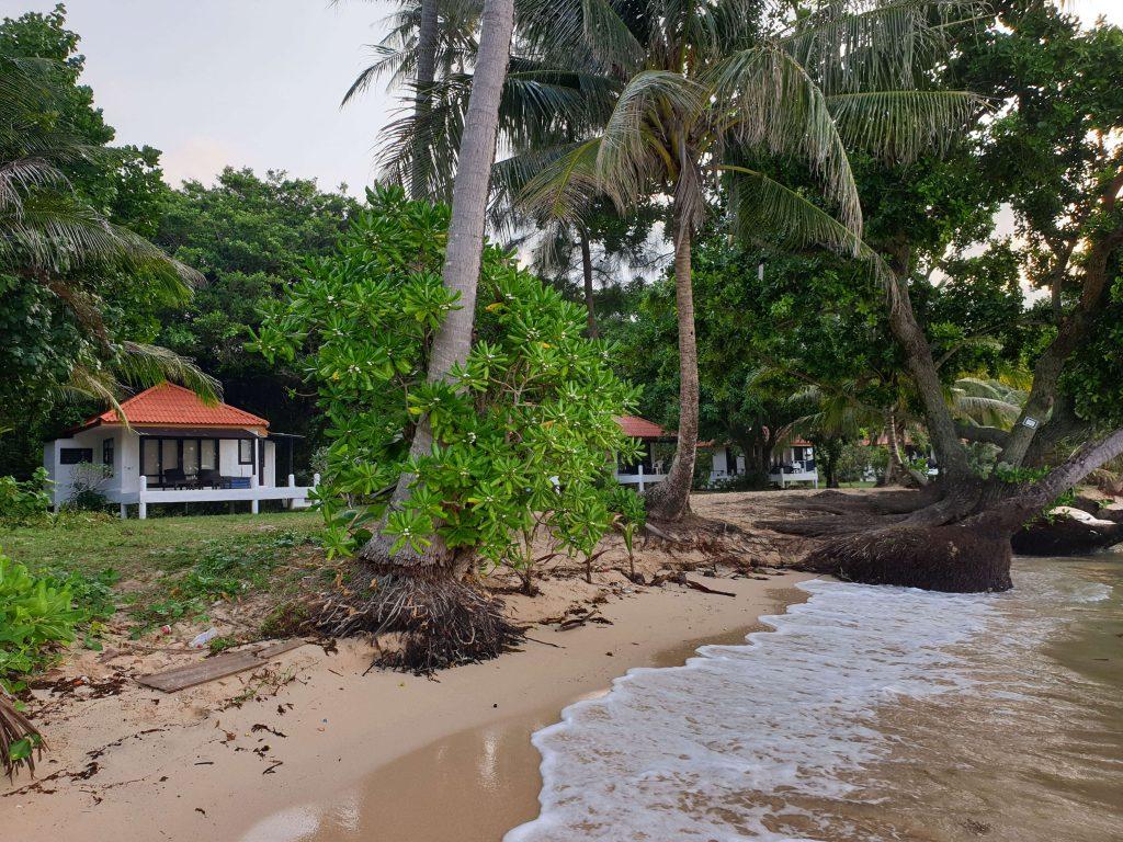 En en vloed Thailand
