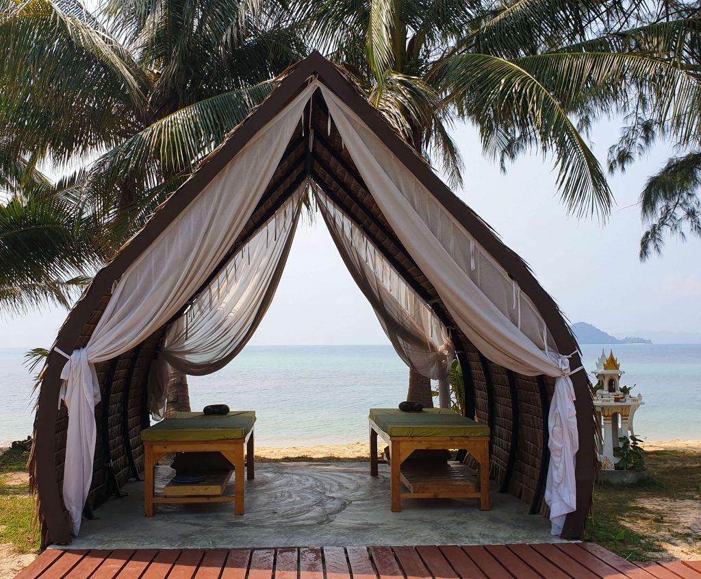 Thaise massage strand
