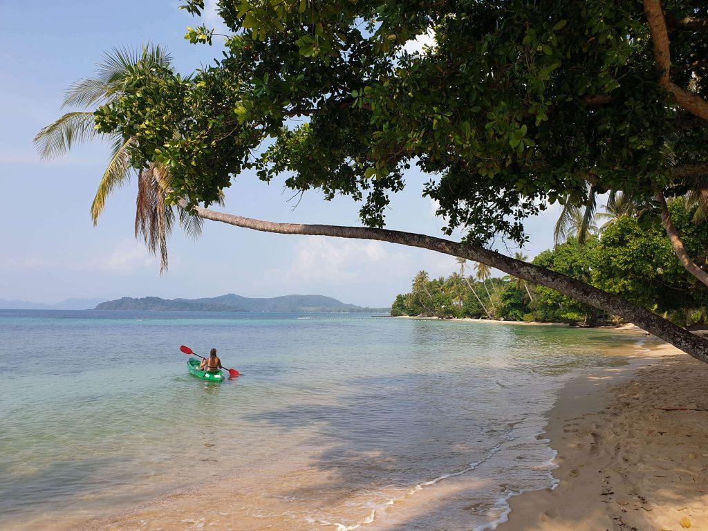 Kayakken Koh Mak