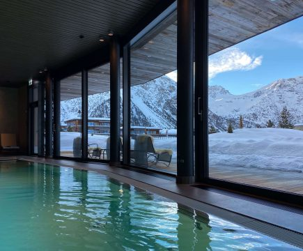 Wellness Hotel Valsana in Arosa