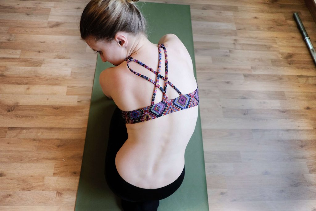 Gratis online yoga lessen