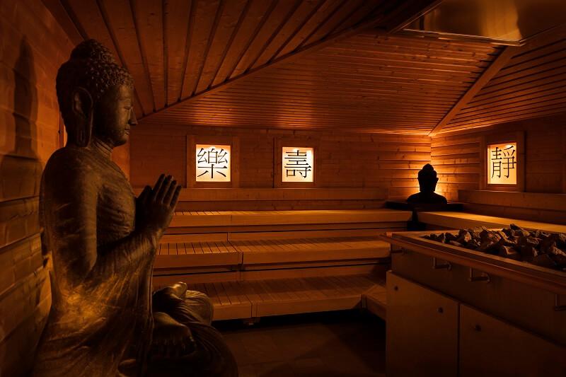 Dagje sauna bij Thermen Bussloo